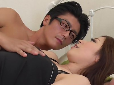 Best Japanese chick Rina Koda in Crazy JAV uncensored Hardcore video