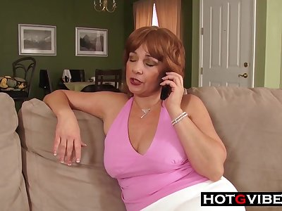 Grandma Thickness So Horny For Young Cock