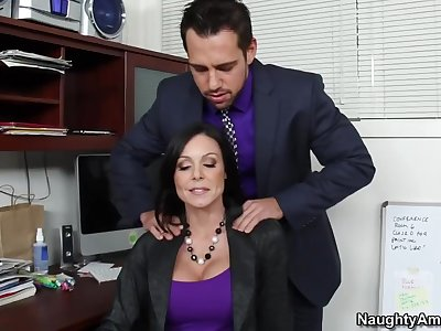 Kendra Lust & Johnny Castle in Naughty Office