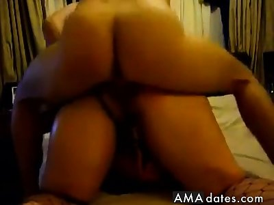 Homemade BBW anal play and intrigue b passion