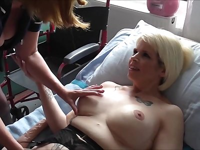 Nurse Barby & Patient - TacAmateurs