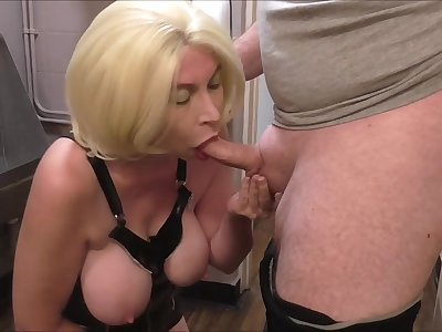 Barby Picks With A Guy - TacAmateurs