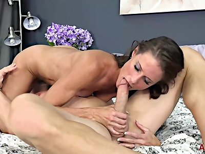 Sofie Marie is a slutty mature who likes to fuck most be expeditious be worthwhile for her neighbors, just be worthwhile for fun
