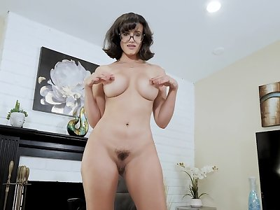 Top diva gets her glasses covered in sperm check a investigate a perfect shag