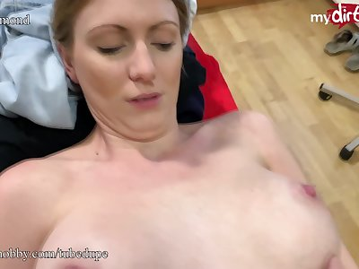 MyDirtyHobby - Doctor fucks busty pretty good specimen during check-up