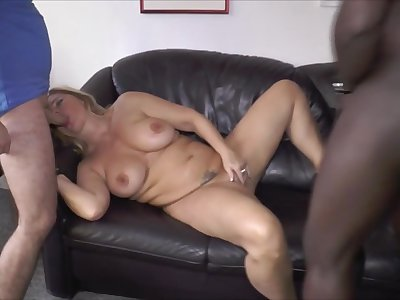 Interracial 3 Some Party - TacAmateurs