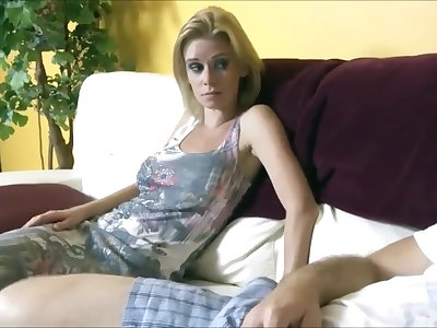 Horny Stepmom Wants Stepsons Hard Cock